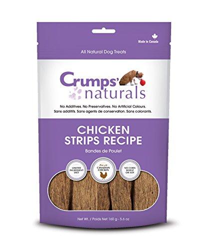 Crumps' Naturals Cs-160 Chicken Strips (1 Pack), 5.6 Oz/160G
