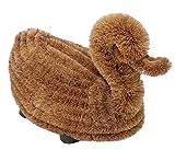 Duck Pet Boot Scraper Doormat, Coco Fiber; 15 inch by 12 inch