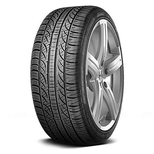 PIRELLI P ZERO NERO A/S RUN FLAT (P245/40R18 93V) - All Season - Performance, Run Flat (P-zero 18 Tires Nero Pirelli)