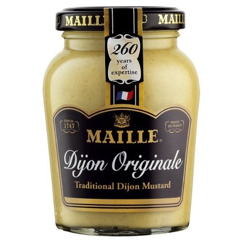 Maille Dijon Originale Traditional Dijon Mustard -- 7.5 oz (pack of 2) - Maille Dijon Mustard