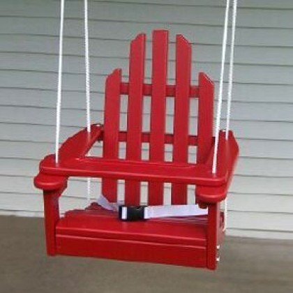 Childrens Adirondack Swing Included Resistant product image