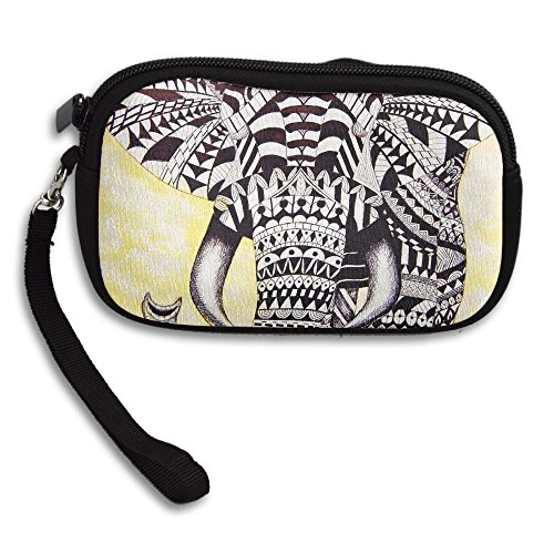 Portable Bag Purse Small Tribal Receiving Printing Elephant Deluxe AqP0gxwZX