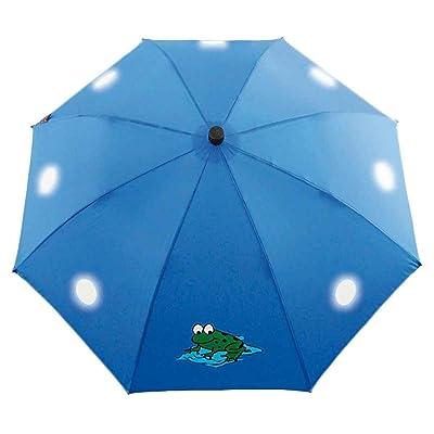 EuroSCHIRM Swing Liteflex Kids Umbrella, Blu