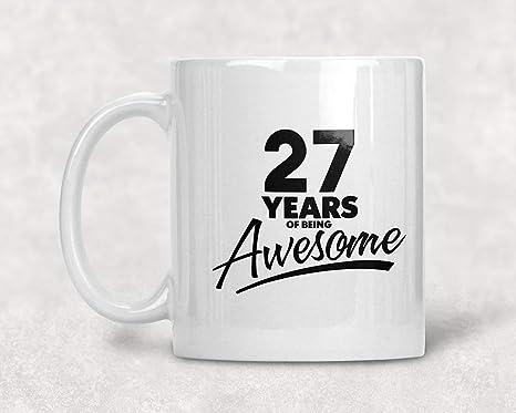 Geburtstagsgeschenk 27 jahre
