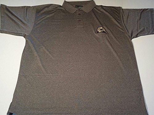 Universität von Pittsburgh Pitt Majestic Performance Polo Shirt Größe 2X L