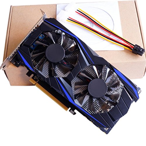 Cywulin GTX750 1GB GDDR5 128bit VGA DVI HDMI Gaming Graphics Cards for Desktop, PC, Computer by Colorful Products (Image #5)
