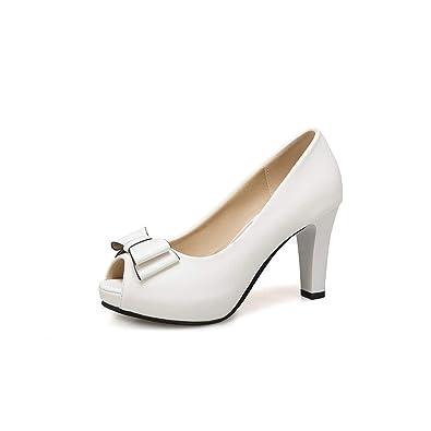 7b5ffe833c59 mamamoo 2019 Women Shoes Peep Toe Fashion Women Shoes Platform Square High  Heel Platform Cute Pink