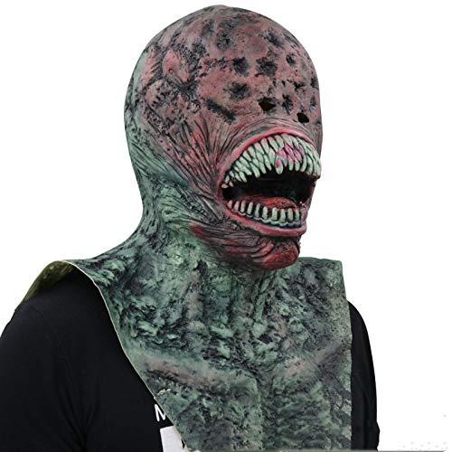 Máscara parásito terrorífico