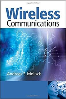 Book Wireless Communications (Wiley - IEEE) by Andreas F. Molisch (2005-11-29)