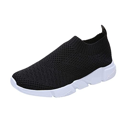 43eab935c12d DENER Women Ladies Girls Slip on Sneakers