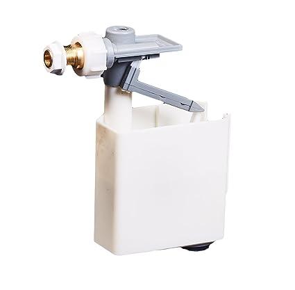 Stir Blitz grifo a flotador para cassette inodoro – Cierre a pistón (baja presión)