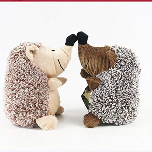 KpopBaby Hedgehog Toys Plush Toy Squeaky Hedgehog Squeaker