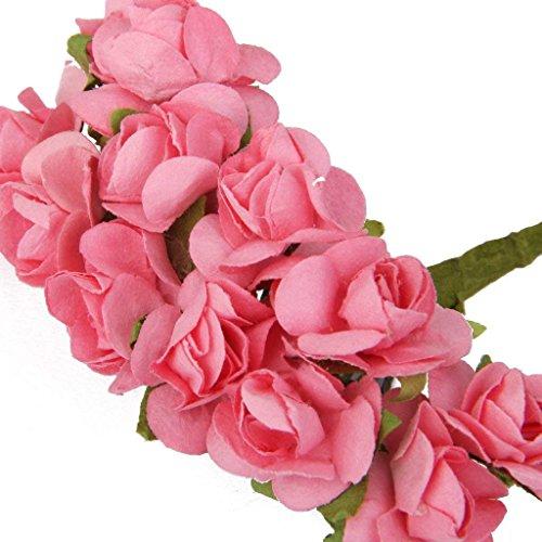 Gleader Mini fiori carta 5