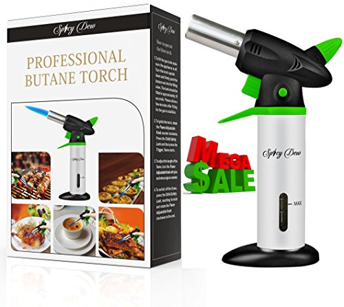 Kitchen Butane Torch - 4