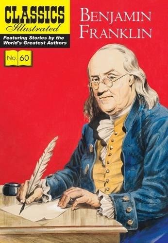 Benjamin Franklin (Classics Illustrated) from Classics Illustrated Comics