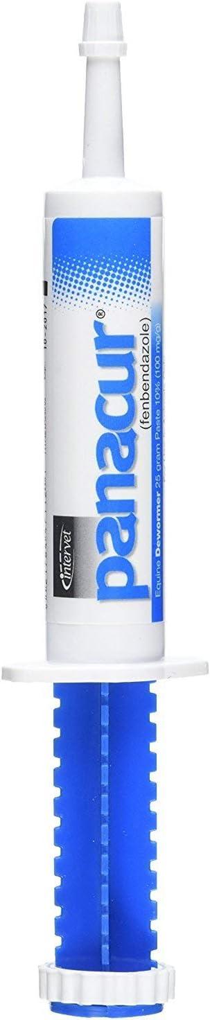 SCHERING/INTERVET D Panacur Antihelmíntico Horse Paste 10%, 100 MG (Pack de 2)