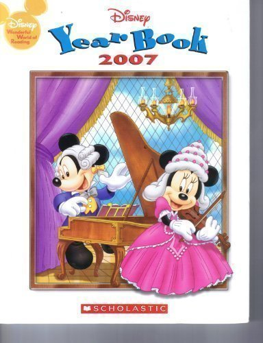 Disney Yearbook 2007 (Outlets Coast Gulf)