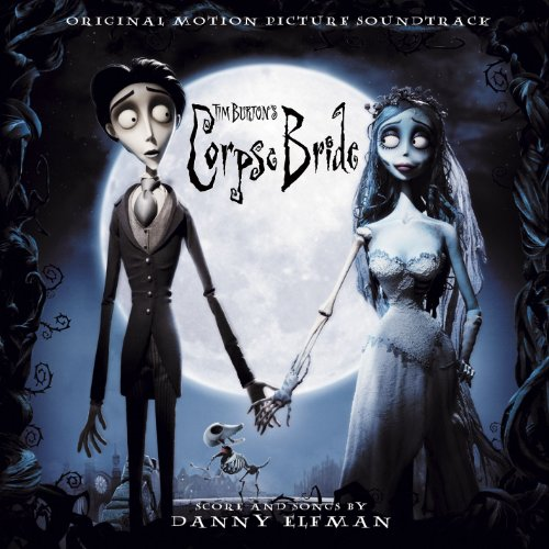 Image result for corpse bride album cover