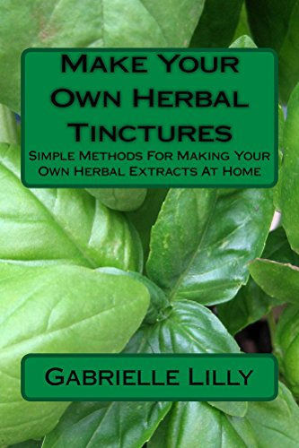 herbal extracts book - 1