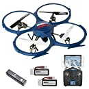 UDI U818A Drone with Camera Live Video WiFi FPV and Return Home Altitude Hold VR Compatible Quadcopter