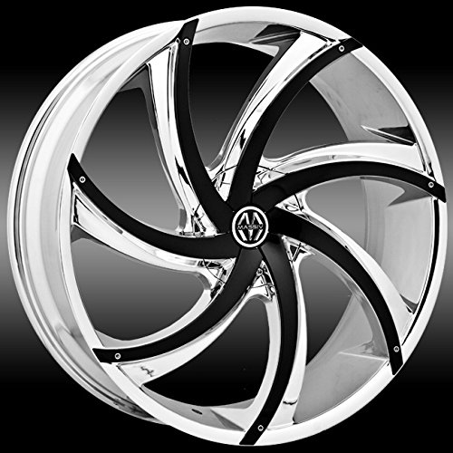 rims 22 inch set of 4 chrome - 1