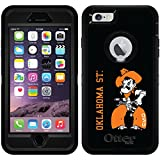 Oklahoma St Mascot On Black design on Black OtterBox Defender Series Case for iPhone 6 Plus and iPhone 6s Plus