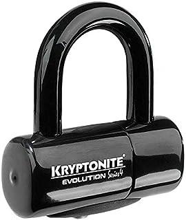 Scheibenschloss Kryptonite 999454 KryptoLok Series-2 Fahrradschloss 13 mm Schwarz