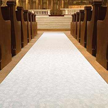 this item beistle 53026 elite collection aisle runner 3 feet by 100 feet