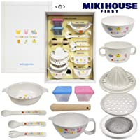 MikiHouse First 餐具套装