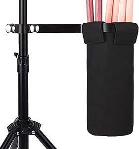 Hidear - Soporte para baquetas de tambor: Amazon.es: Instrumentos musicales