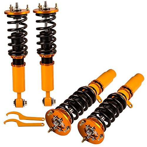 Coilovers for BMW 5 Series Sedan/Saloon E60 520 523 525 528 530 535 540 545 550 M5 (2004 2005 2006 2007 2008 2009 2010)