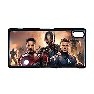 With Avengers Age Of Ultron Creative Back Phone Case For Girls For Sony Xperia Z2 Choose Design 2