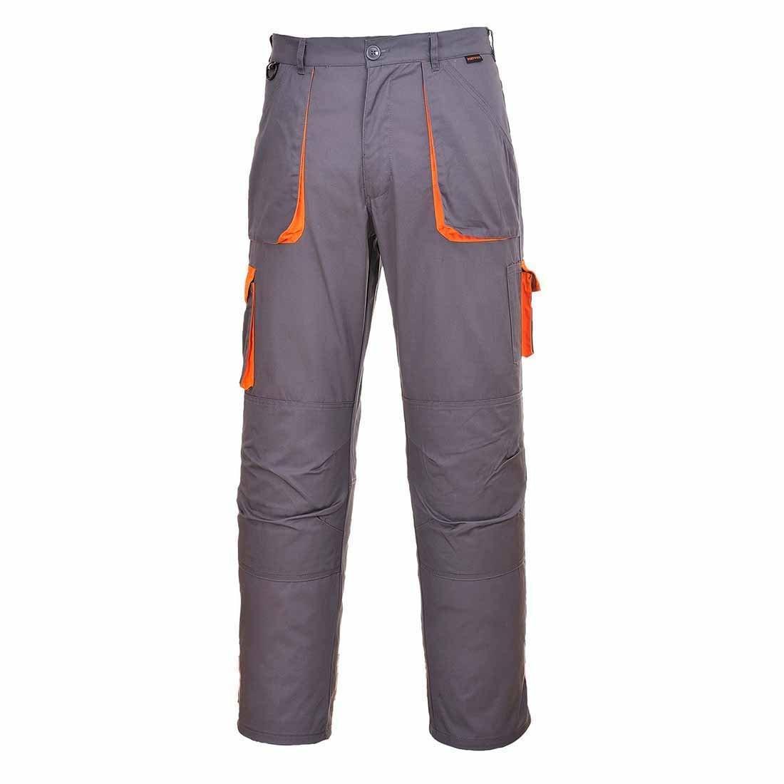 grigio Portwest TX11-Pantaloni di contrasto taglia XXL