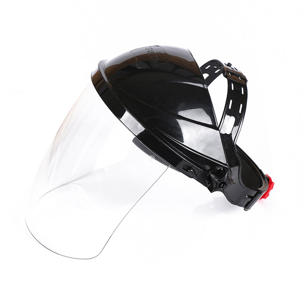 Highmoor Welding Helmet ARC Weld Welder Lens Grinding Mask, Plasma Cutting/Grinding, Safety Face Shield Clear Anti-Fog Window with Ratchet Headgear by Highmoor