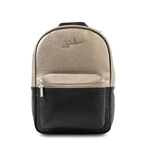 JuJuBe Mini Vegan Leather Backpack, Ever Collection - Luminaire (The Best Backpack Ever)