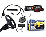 ultimate check register - Madjax 02-008 Ultimate Street Legal Light Kit for 1994-Up Club Car DS Gas and Electric Golf Carts