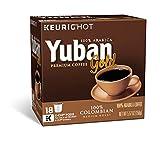 yuban coffee keurig - Yuban Colombian Coffee K-Cup Packs ,18 count (Pack of 6)