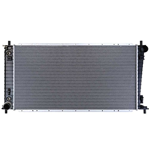 New Expedition Radiator Ford - Prime Choice Auto Parts RK827 New Complete Aluminum Radiator