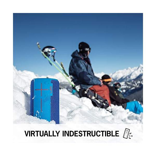 Ultimate Ears BOOM 2 Lite Enceinte Bluetooth / Enceinte sans fil (Imperméable et Antichoc) - Phantom 5