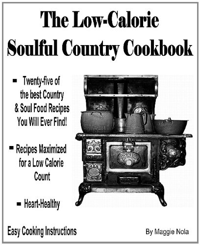 Search : The Low-Calorie Soulful Country Cookbook