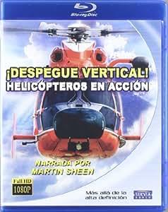 IMAX - Helicópteros en Acción [Blu-ray]