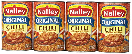 Nalley Chili, Original, 40 Ounce (Pack of 12) by Nalley