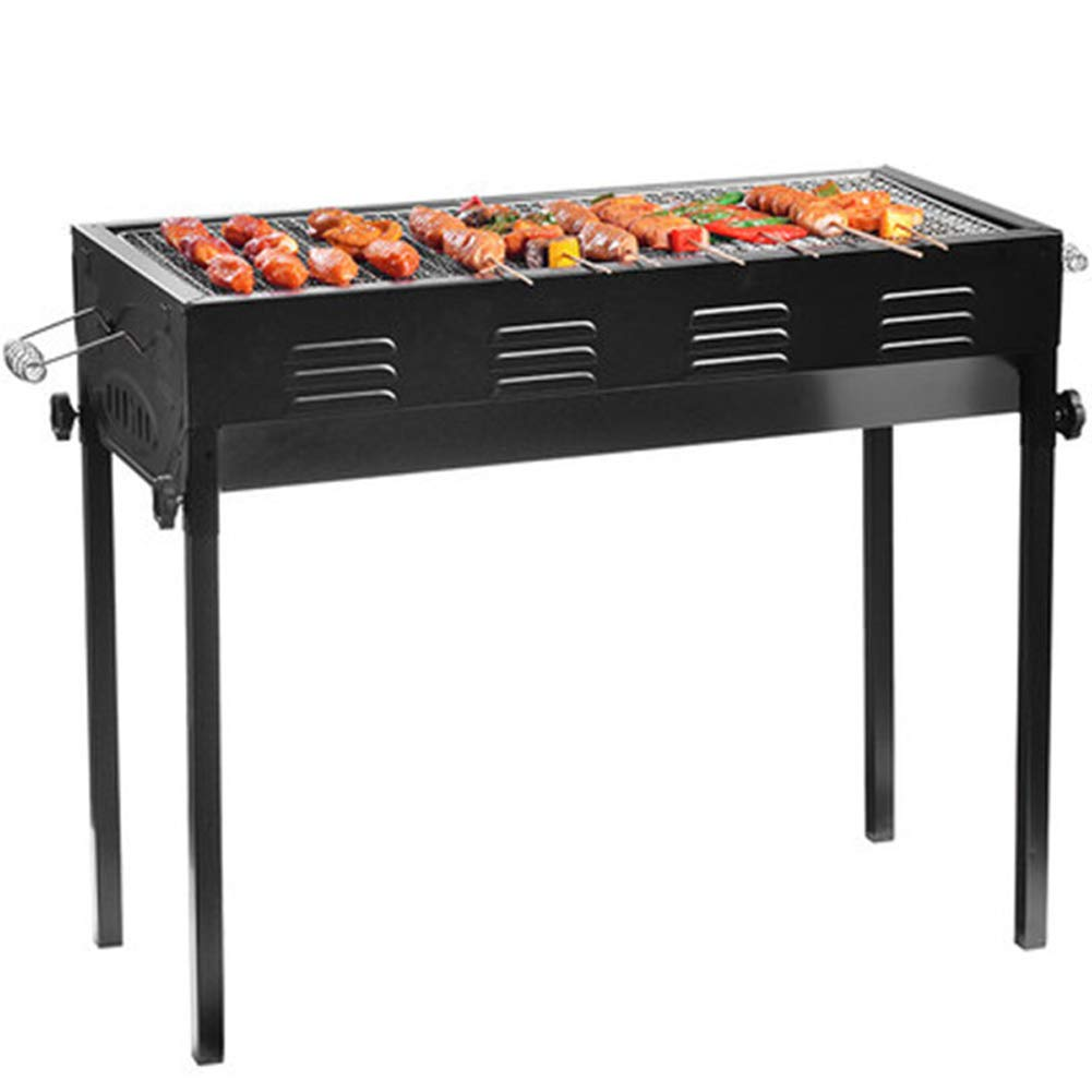 ZFLIN Large Japanese Outdoor Oven Thicken Charcoal Home Grill Wild Oven by ZFLIN