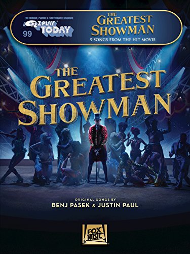 - The Greatest Showman: E-Z Play Today #99