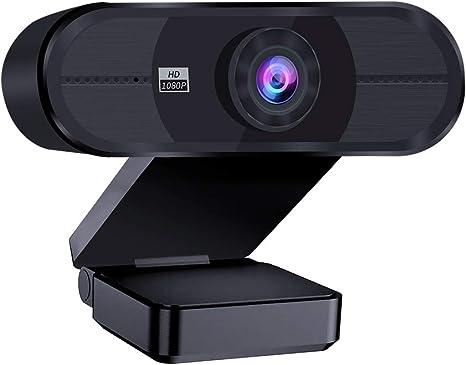 Cámara Web Full HD 1080P, cámara para Ordenador, Pantalla Ancha, videollamada y cámara de Streaming, Compatible con Windows, Mac y Android (S): Amazon.es: Electrónica