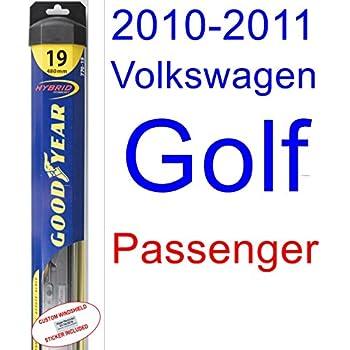 Amazon.com: 2013-2014 Volkswagen Golf Wiper Blade (Passenger ...