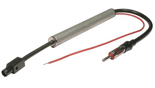 amazon com scosche vwa4b audi bmw vw antenna adapter car electronics scosche vwa4b audi bmw vw antenna adapter
