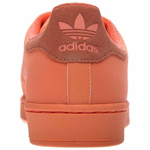 Superstar Adicolor Unisex (pacchetto Adicolor) In Sunglow Di Adidas, 10.5