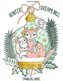 Winter Dreamlings: Christmas coloring book