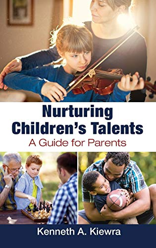 Book Cover: Nurturing Children's Talents: A Guide for Parents